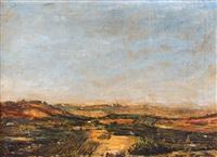 landscape by aharon kahana