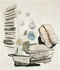 untitled (bez názvu) by toyen (maria cerminova)