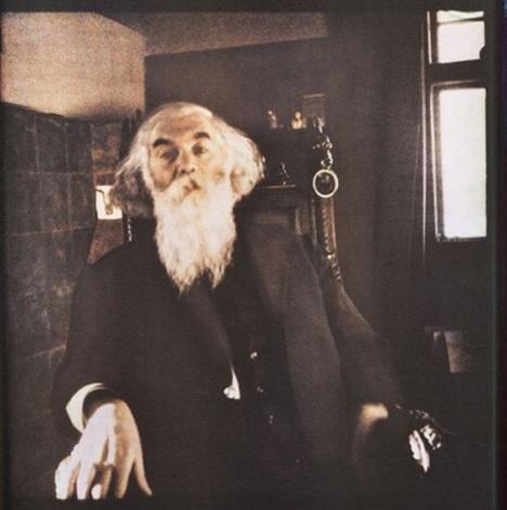 portrait du critique littéraire ieronime iassinsky by leonid andreyev