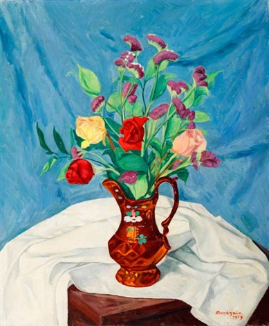 kwiaty by simon françois stanislas mondzain