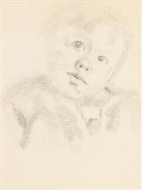 głowa dziecka - 40 by jan gotard