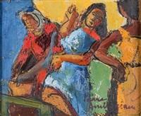 trois femmes by pierre ambrogiani