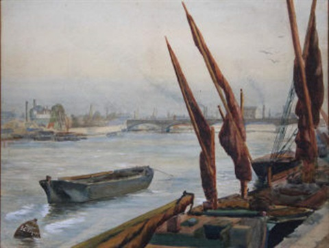 on the lagan by samuel connolly taylor