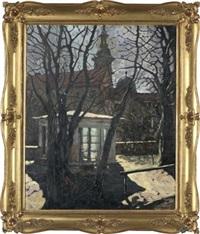 grazer burggarten by theodor martiny