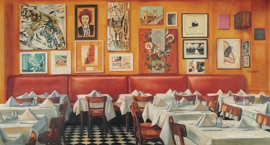 paris bar by martin kippenberger