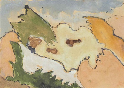 holstein by arthur dove