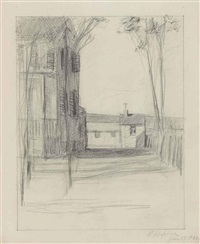 houses and trees by edward hopper