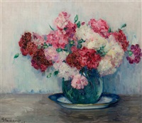 bouquet de fleurs by hubert glansdorff