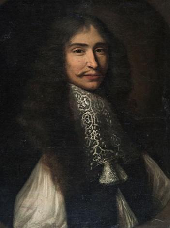 portrait dhomme by philippe de champaigne