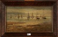 marine by bartol wilhelm van laar