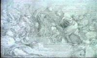 presentation de la vierge au temple by lubin baugin