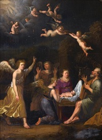 the nativity by françois verwilt