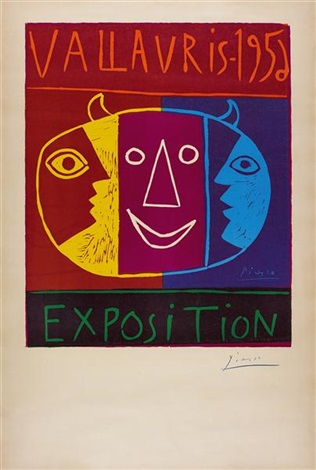 vallauris exposition by pablo picasso