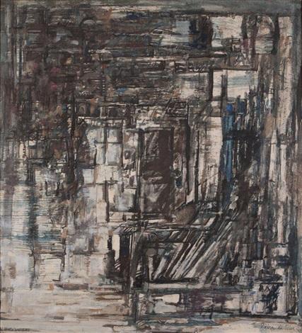 le cellier by maria helena vieira da silva