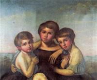 familienportrait by charlotte lehmann