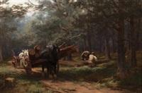 the timber wagon by david farquharson