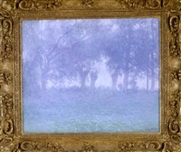 morning mists by guy rose