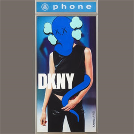 untitled dkny by kaws
