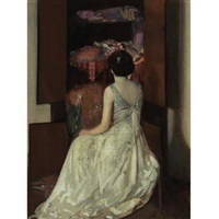 the open cabinet by howard gardiner cushing