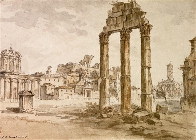 il foro romano by laurent pécheux