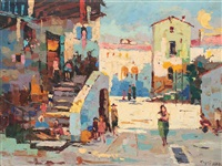 market from napoli by rudolph negely