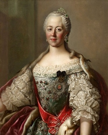 Catherine the great fashion 28