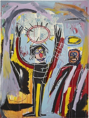 humidity by jean michel basquiat