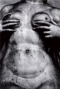 statues (suite of 3) by alejandra figueroa