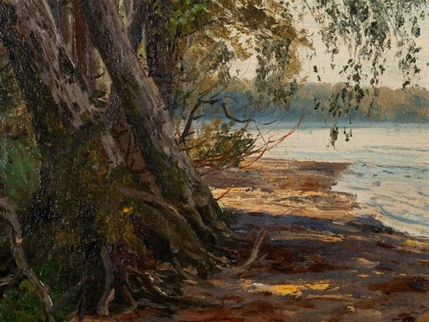 the coastline of samland by julius wentscher