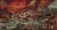 sodom and gomorrah by herri met de bles