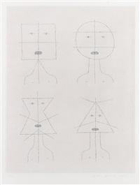 codex d'un visage by victor brauner