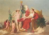prince de savoie by françois barthélemy marius abel