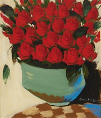 roses by kim il-hae