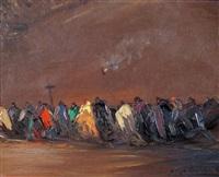 procesion by stephen koek koek
