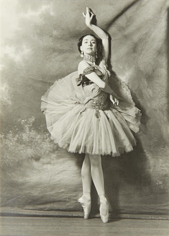 margot fonteyn les sirènes5 works by cecil beaton