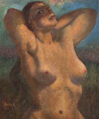 nude by alois bilek