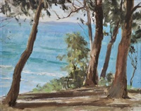 through the trees, lorne by amalie sarah colquhoun