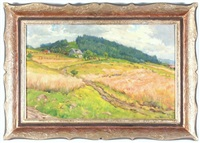 zralá pole (horní bečva) by augustin mervart