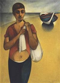 al fata (the boy) by louay kayyali