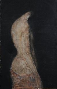 standing nude by john emanuel