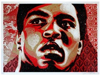 ali by shepard fairey