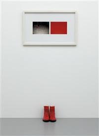 kunst werke. berlín, alemania no. 4 (+ botas; 2 works) by carlos amorales