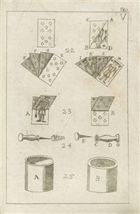 i giochi numerici fatti arcani palesati (bk w/16 works, 8vo) by giuseppe antonio alberti