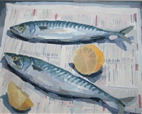 mackerel on the racing results by brien vahey
