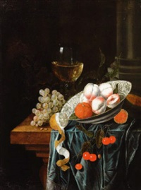nature morte aux fruits by karel batist
