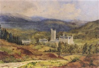 balmoral castle by princess beatrice of battenberg