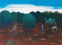 les travailleurs des champs by ahmed krifla