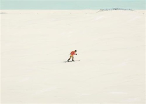wintertime north of winnipeg by william kurelek