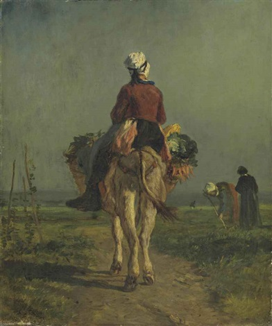 going to market by constant troyon