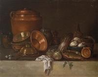 küchenstillleben by e.r. lautter